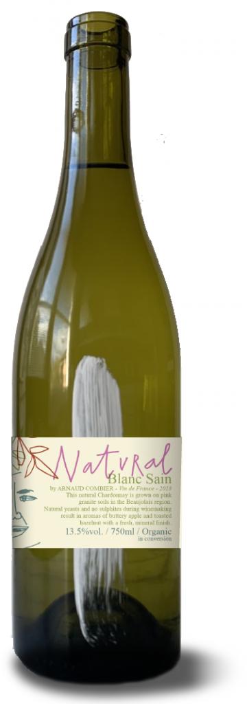 Natural Blanc Sain Chardonnay
